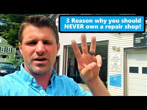 Why You Shouldn't Own A Dealership & Auto Repair Shop Together