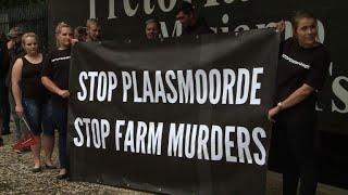 S.Africa blighted by racially charged farm murders