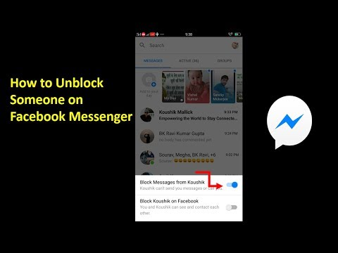 How to Unblock Someone Messages on facebook Messenger on Mobile [Easy Steps]