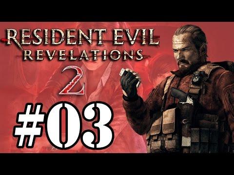 Let's Play: Resident Evil Revelations 2 - Parte 3 - Barry ao Resgate!