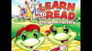 Learn to Read at the Storybook Factory: Learning DVD | LeapFrog