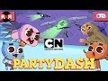 Cartoon Network Party Dash - iOS / Android - Gameplay Video