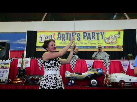 Syracuse Nationals: Artie's Party auction