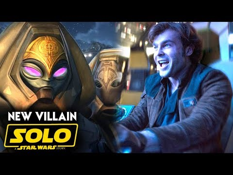 Solo A Star Wars Story NEW Villain Details Revealed! (Star Wars News)