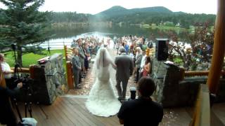 Kyle and Carly - My Favorite Red Hat - Evergreen Wedding Video