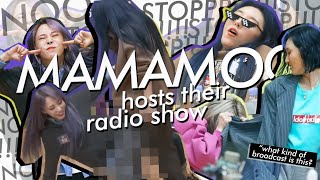 Why MAMAMOO should stop hosting their own show