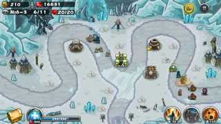 horde defense 6 3 ice cave normal mode perfect