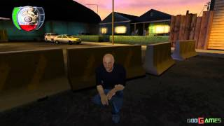 The Shield: The Game - Gameplay PS2 HD 720P