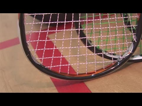 How To Select A Squash Racket