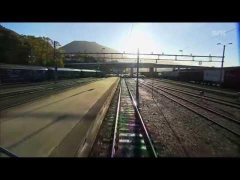 Bergensbanen minutt for minutt nrk