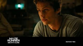 MAZE RUNNER: THE DEATH CURE | Together 30 | In Cinemas January 18