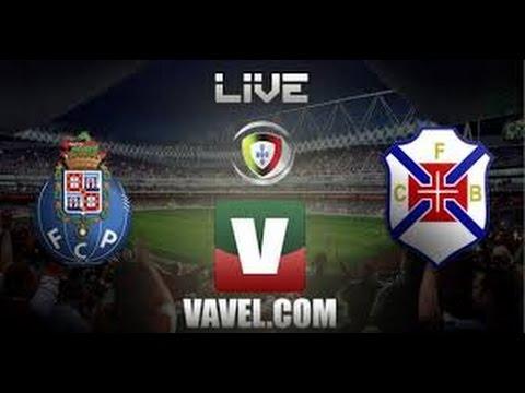 FC Porto Vs CF Os Belenenses En Vivo Y En Directo