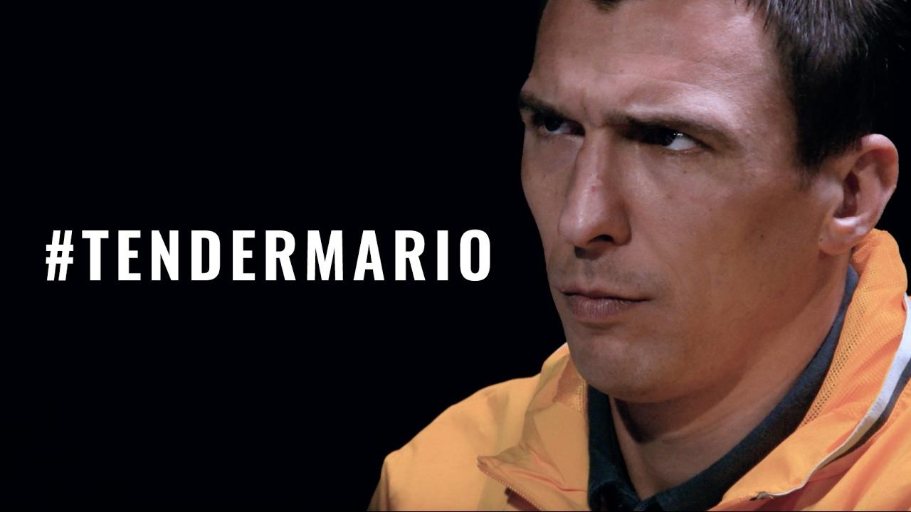 TenderMario A Juventus experiment with Mario Mandzukic