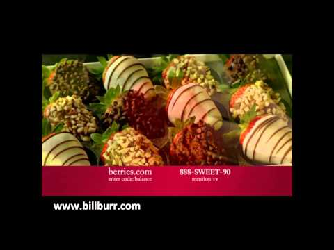 Bill Burr Shari's Berries Advert mp3