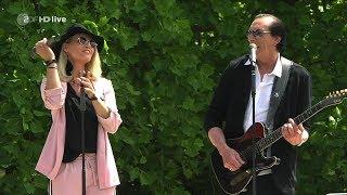 Stefan Zauner & Petra Manuela - Du Bist Besser Als Du Glaubst - ZDF Fernsehgarten 27.05.2018