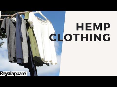 Royal Apparel – Viscose Hemp Clothing