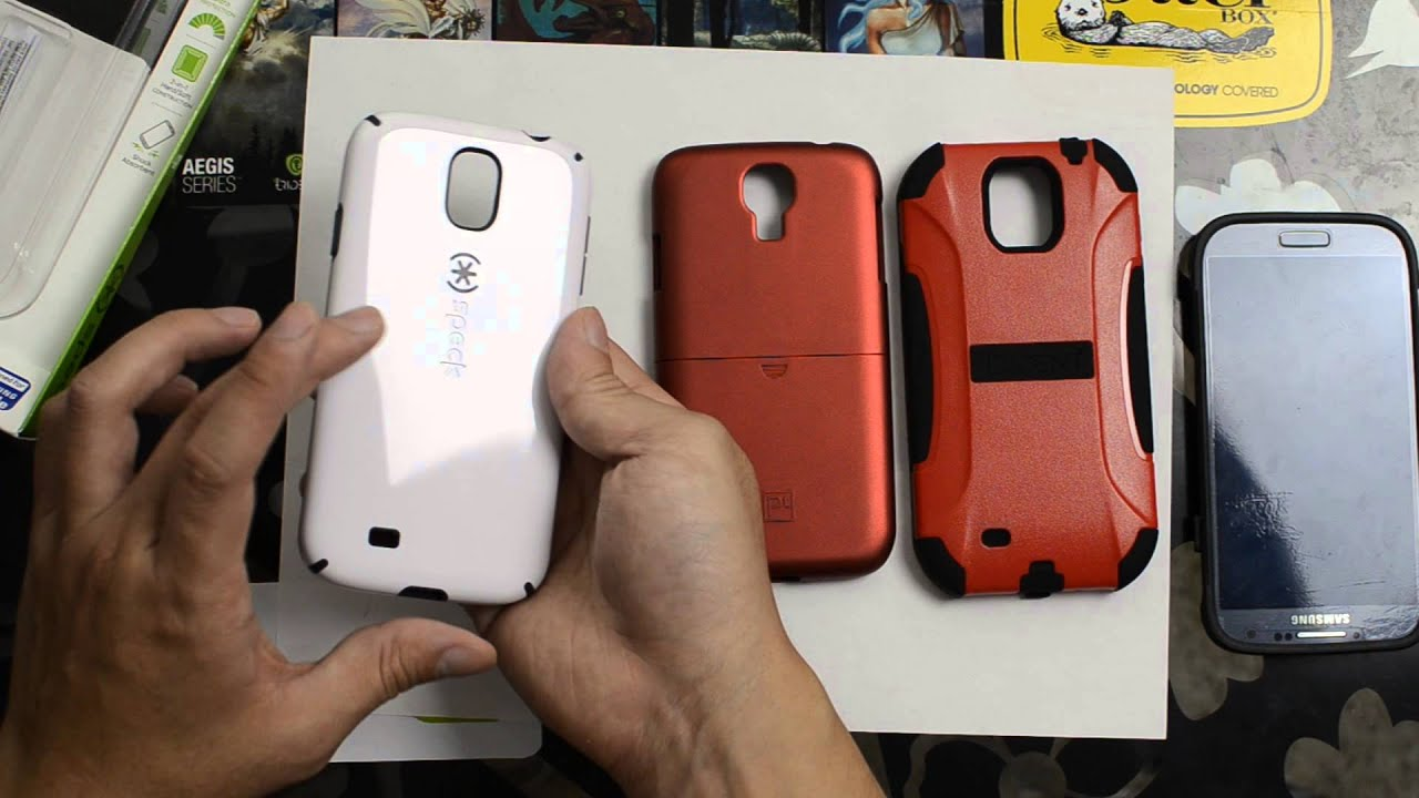 save off 2791f e9055 CricketUsers.com - Samsung Galaxy S4 Speck CandyShell Case Review