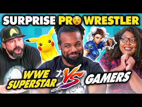 WWE Superstar Vs.