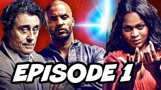 American Gods Episode 1 - TOP 10 and Book Easter Eggs Explained