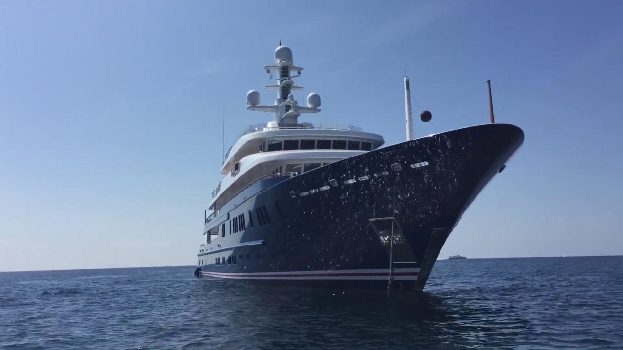 Northern Star By Lurssen Visit Ibiza Formentera Mega Yacht On Holidays Ibiza