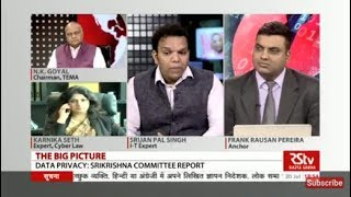 The Big Picture – Data Privacy: Srikrishna Committee Report