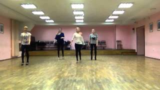 Lady Style Dance High Heels by Vlada Kosha