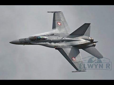 F-18c Hornet RAF