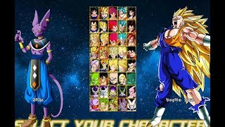 Dragon Ball Z New Final Bout 2 Infinity DOWNLOAD