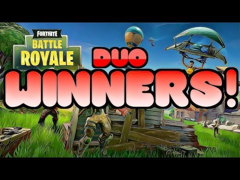 Fortnite:Stealing Bases,Doing Nothing And Winning, Duo Win?!!?