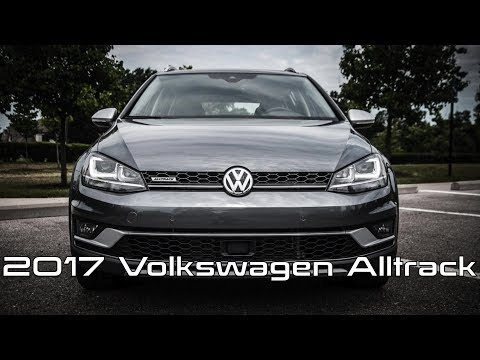 Real World Review 2017 Volkswagen Alltrack: Buy This Rather Than A Crossover