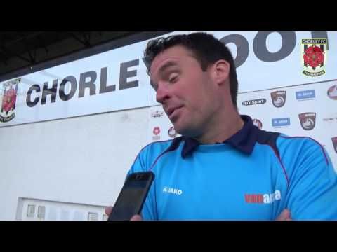 Stockport County Post Match Interview