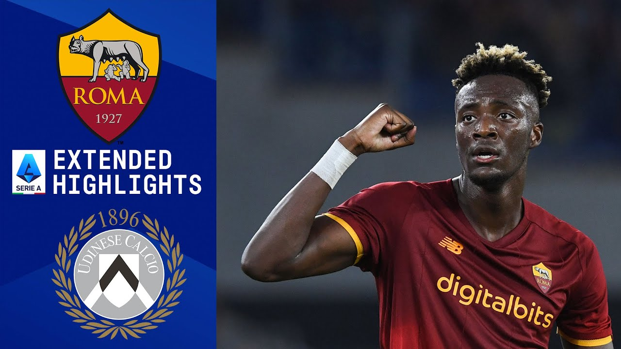 Download Roma vs. Udinese: Extended Highlights | Serie A | CBS Sports Golazo
