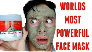 most powerful facial in the world