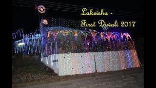 Lakeisha 1st Diwali