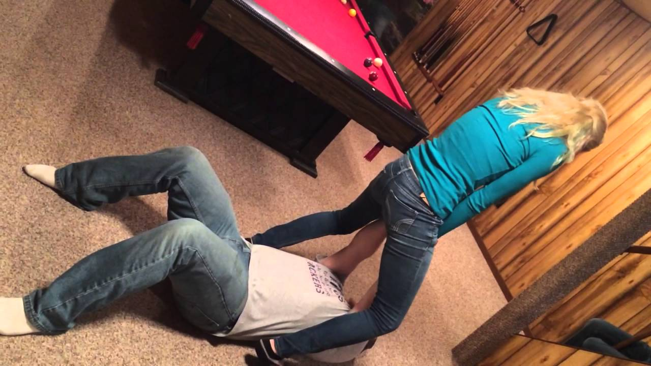 My Husband Can Bench Press Me Youtube