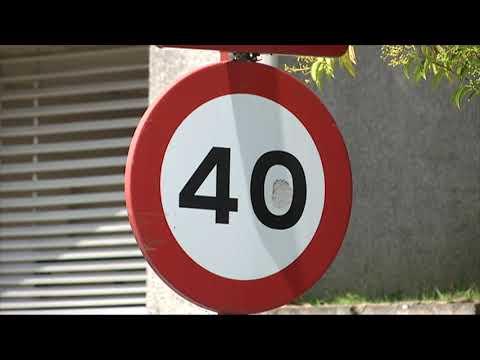 La velocidad en la mayoría de calles de Ourense será de 30 km/h