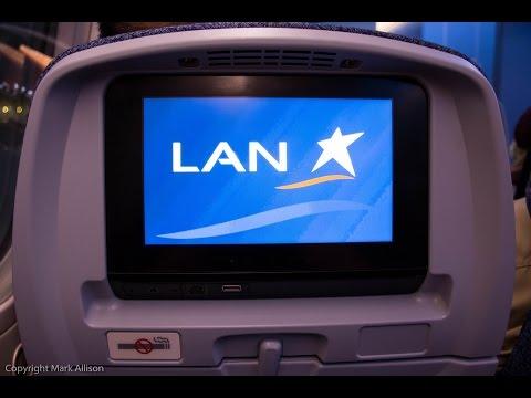 LAN 787-8 | Dreaming to Frankfurt | Full Flight Review
