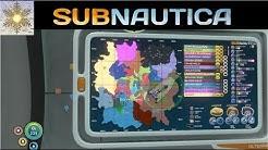 Subnautica Full Release - eine Karte im Zyklop - #29 - Gameplay German Deutsch