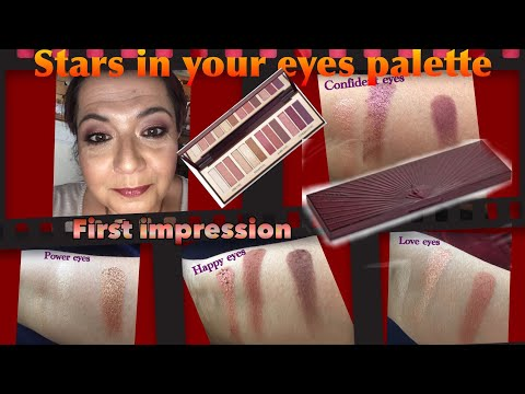 First impression- NEW stars in your eyes...