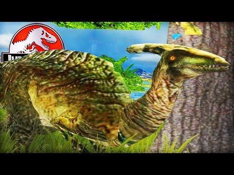 FIRST HYBRID DINOSAURS | Jurassic Park: Operation Genesis - InGen Mod 2 (Part 2)