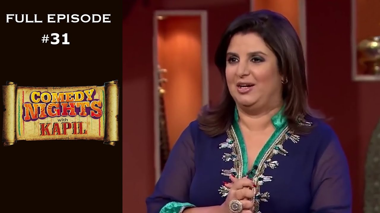 Comedy Nights with Kapil - Farah Khan - Full Episode