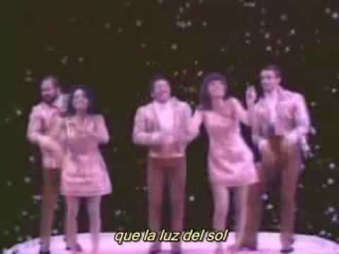 The 5th Dimension AquariusLet the Sunshine In subtitulada al español