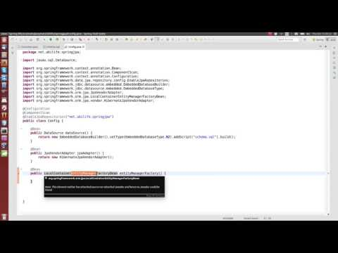 spring-framework-tutorial-5:-database-programming-with-jparepository-and-query-methods