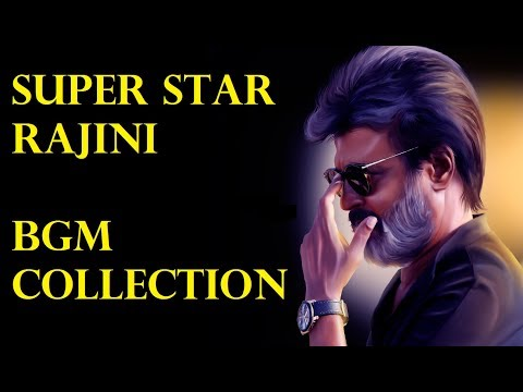 SUPER STAR RAJINI - BGM COLLECTION