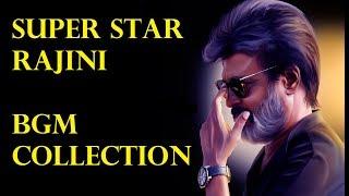 SUPER STAR RAJINI - BGM COLLECTION