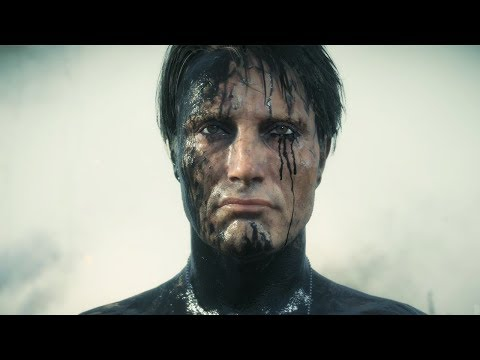 DEATH STRANDING Cliff Boss Fight (Mads Mikkelsen) 1080p HD