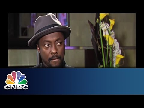 Will.i.am on Music Platforms  CNBC Meets