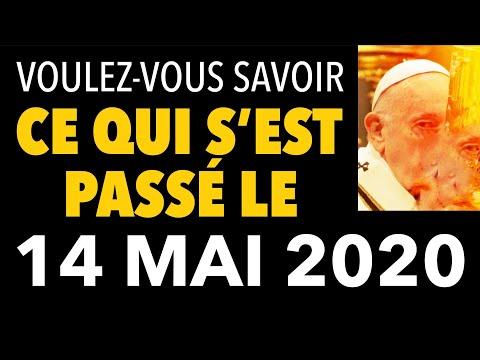 NOUVEL ORDRE MONDIAL: CE QUI S'EST PASSÉ DE CACHÉ LE 14 MAI 2020! Allan Rich