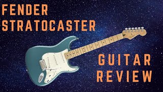 Fender Player Series Stratocaster Review!!!!