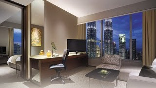 Traders Hotel KLCC Review - Deluxe Room  -Twin Towers View